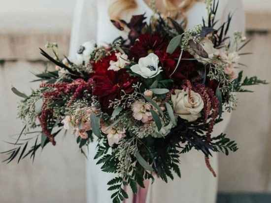 ¿Regalarás una réplica de tu ramo de novia? 💐 - 1