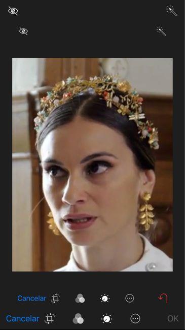 Tocado tiara 1
