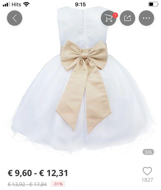 Vestidos niñas 2
