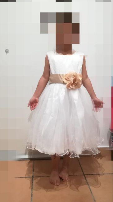 Vestido niñas aliexpres 1
