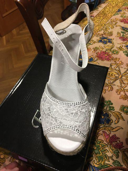 Habemus zapatos!! 2
