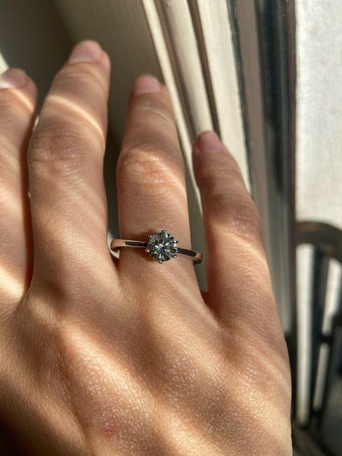 Pongamos todas nuestro anillo de compromiso 20