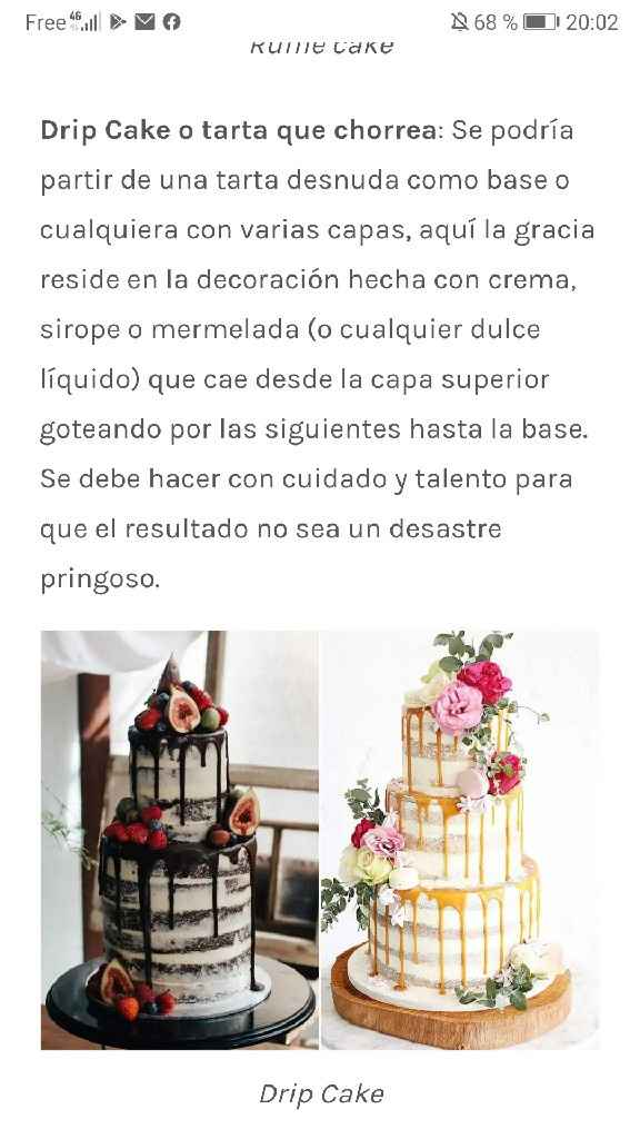 y la tarta? - 1