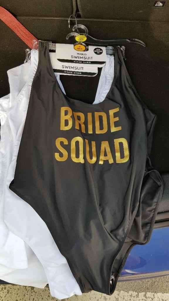 Banador Bride Squad