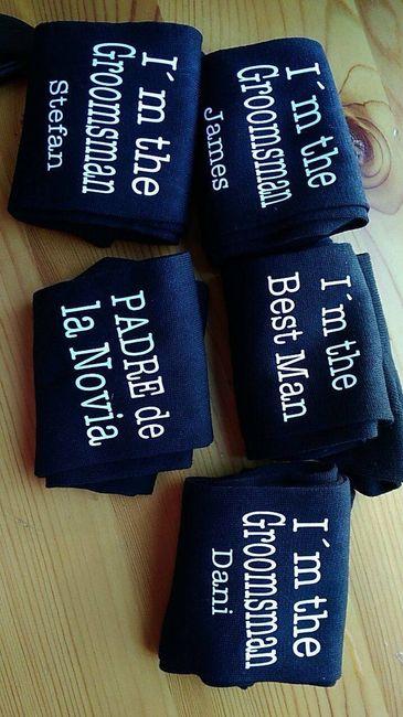 Calcetines Calzoncillos Y Perchas Personalizadas Manualidades  ~ Perchas Personalizadas Para Tiendas