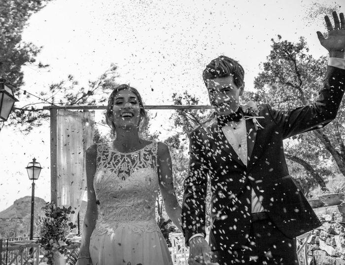 y por fin nos casamos! 5