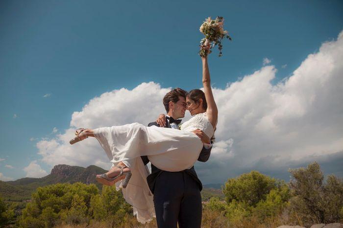 y por fin nos casamos! 6