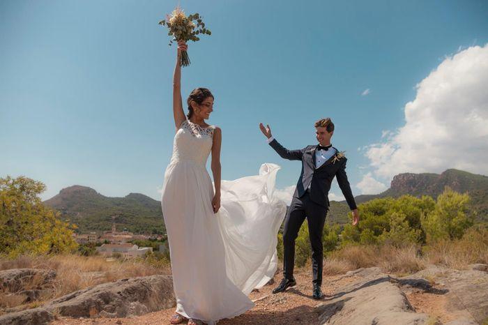 y por fin nos casamos! 7