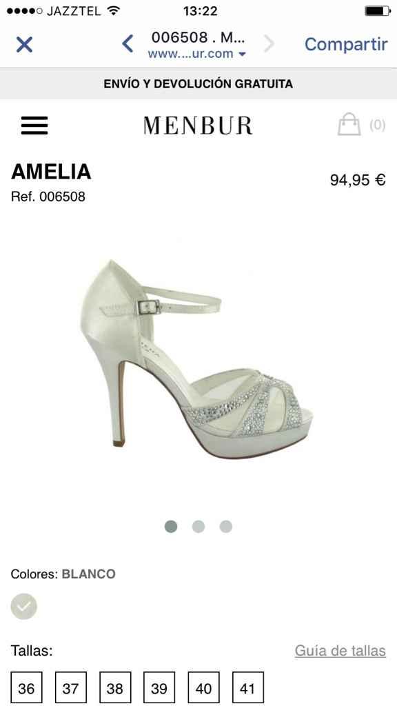 Estos seran mis zapatos! - 2