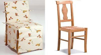 Sillas para las que quieran hacerlo todo fundas for Fundas asiento sillas comedor