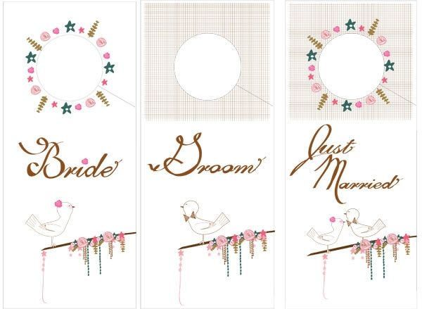 Plantillas Carteles Do Not Disturb Para Bodas