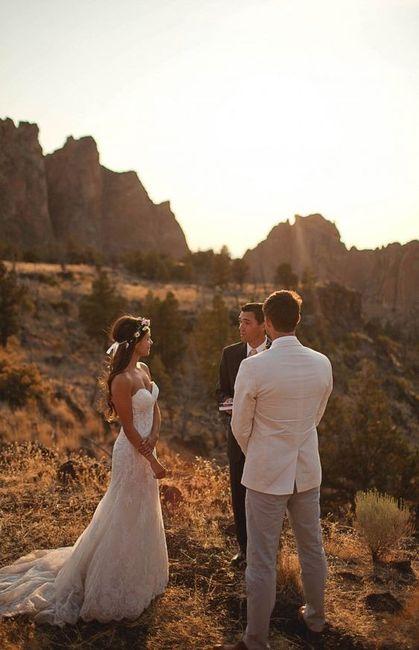 Casarse en secreto. ¿A favor o en contra? 1