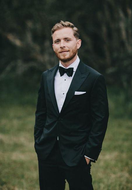 La mejor foto de boda: ¡el NOVIO! 1