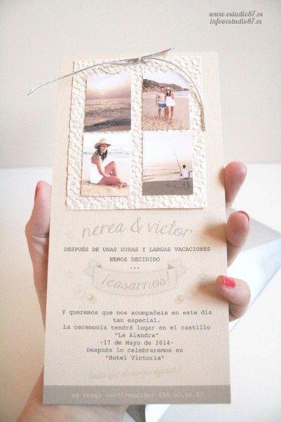 TOP 10 Invitaciones de boda 9
