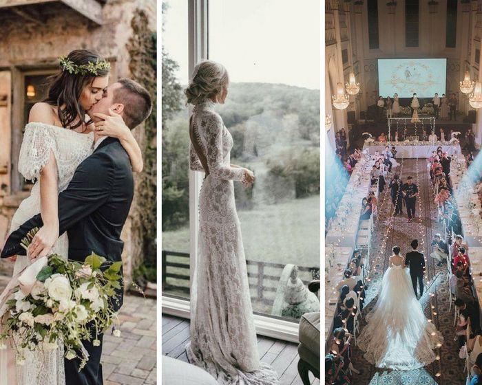 ¡Las 10 mejores ideas para tu boda!. ¡DECIDE! 2
