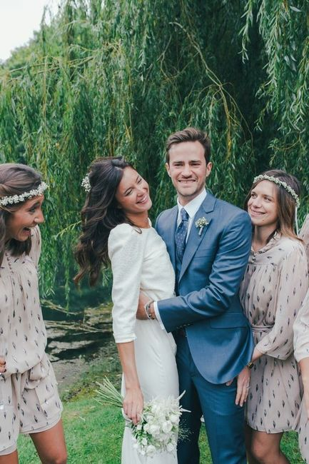 ¿A cuántas personas vas a invitar a la boda? 1