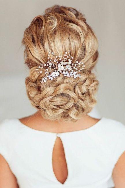 Elige EL TOCADO a 24h de tu boda 👰 2