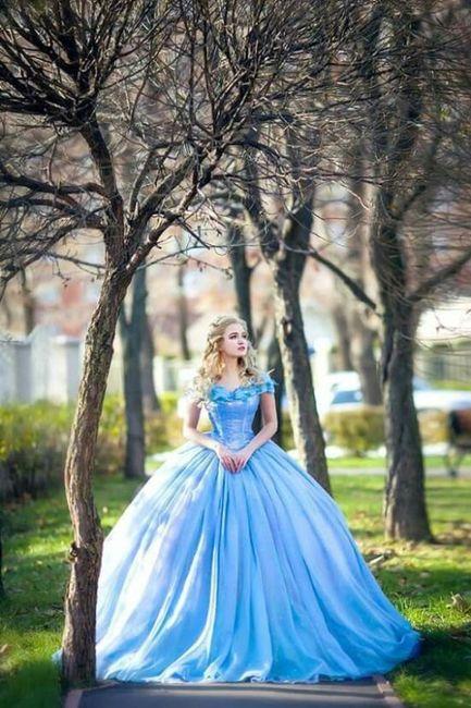 3 Vestidos Para 3 Princesas Disney Elige Moda Nupcial