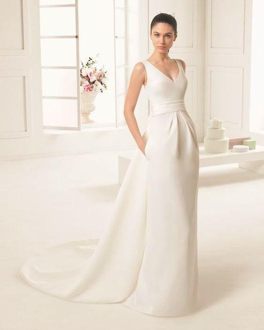 Vestidos de novia sencillos, ¡pero elegantes! - Moda nupcial - Foro ...