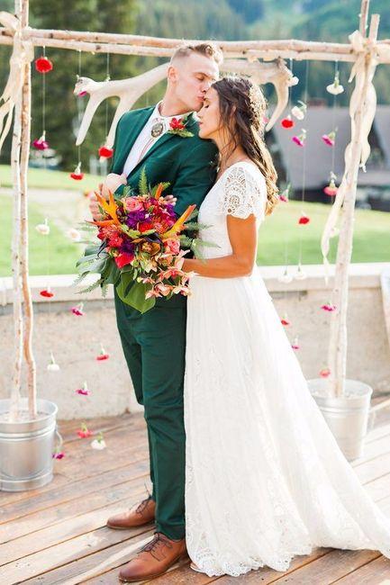 ¿Cuántas personas van a hablar en tu boda? 1
