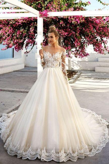 ¿Cuál será el corte de tu vestido? 1