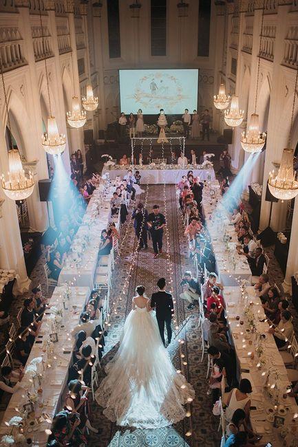En mi boda habrá _____ invitados 1