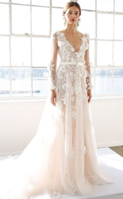 5 robes pour un mariage printanier, choisis ! 1