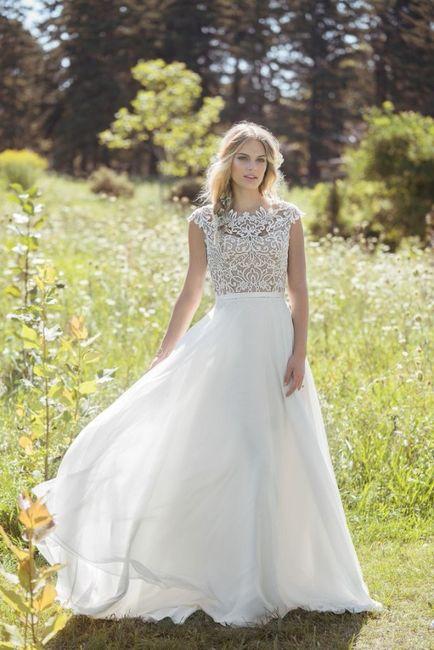 5 robes pour un mariage printanier, choisis ! 5
