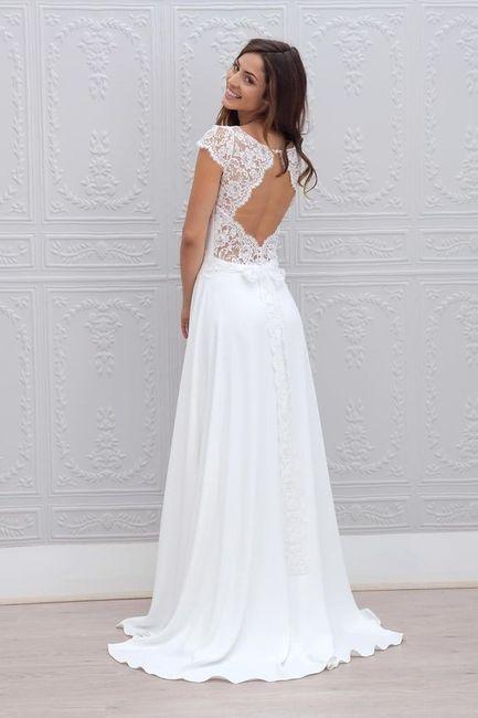 5 robes pour un mariage printanier, choisis ! 2