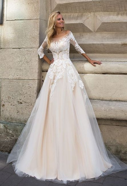 5 robes pour un mariage printanier, choisis ! 3