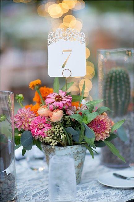 5 centres de table pour un mariage printanier, choisis ! 3