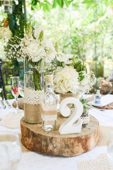 5 centres de table pour un mariage printanier, choisis ! 4