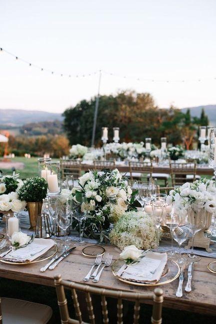 5 centres de table pour un mariage printanier, choisis ! 5