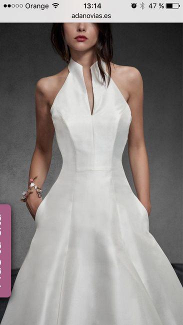 modelo provenza 6 ada novias - belleza - foro bodas