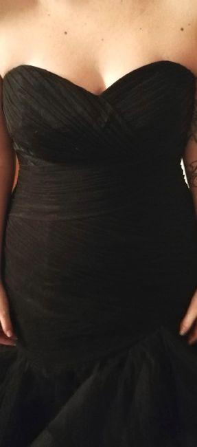 Ya tengo mi vestido Negro! - 2