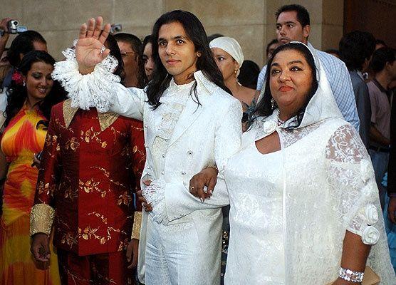 boda de farruquito - bodas famosas - foro bodas