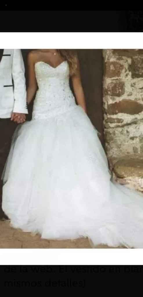 Necesito encontrar este vestido! - 1