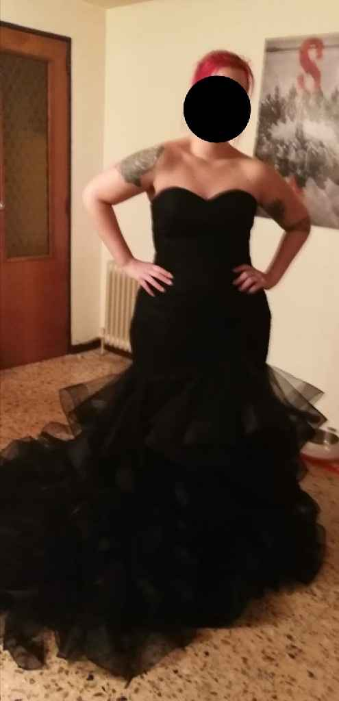 Ya tengo mi vestido Negro! - 1