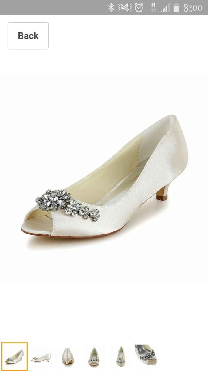 zapatos planos boda