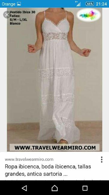 Vestidos de novia ibicencos en sevilla