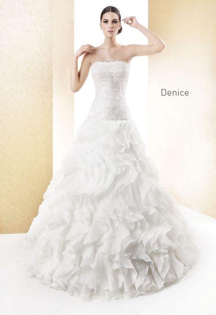vestidos de cabotine - moda nupcial - foro bodas