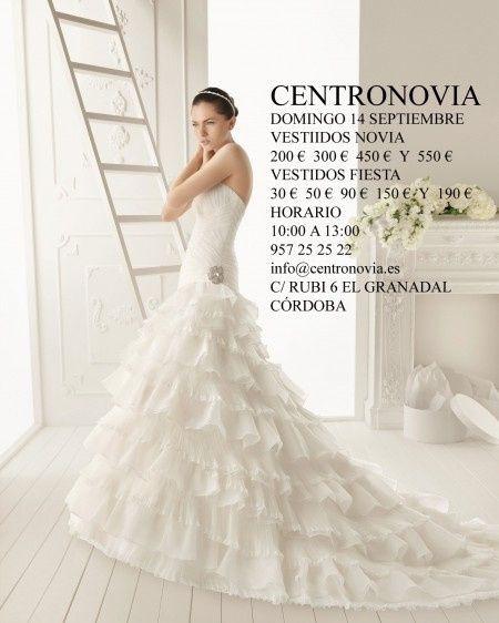 Vestidos novia outlet cordoba