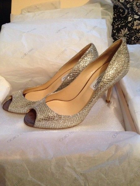 Mis zapatos de novia!😍