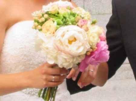 Nuestros ramos de novia ¡¡¡¡¡¡ - 1