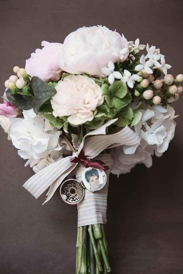 Ramo de novia: peonias 22 agosto es posible? - 1
