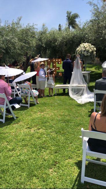 Feliz recién casada 2