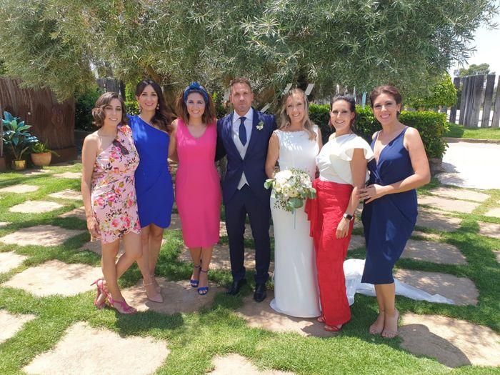 Feliz recién casada 3