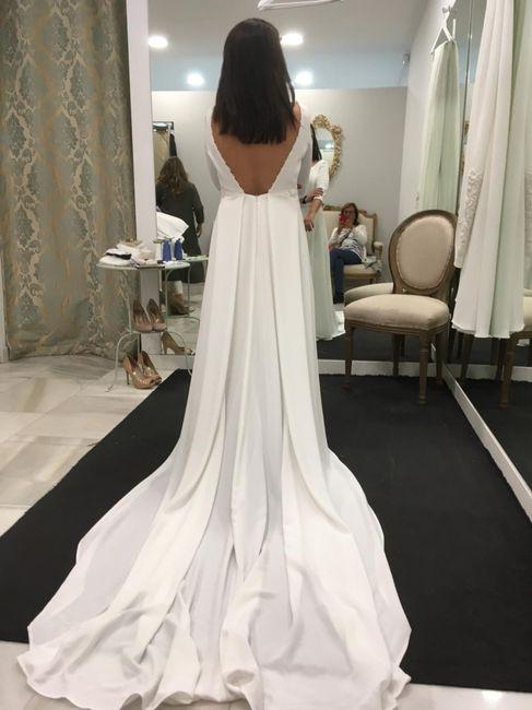 ¡Última prueba de vestido! - 1