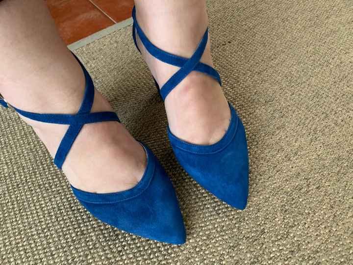 ¡Ya están aquí mis zapatos! - 2