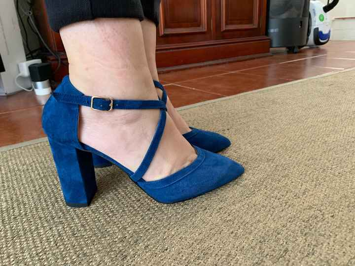 ¡Ya están aquí mis zapatos! - 3